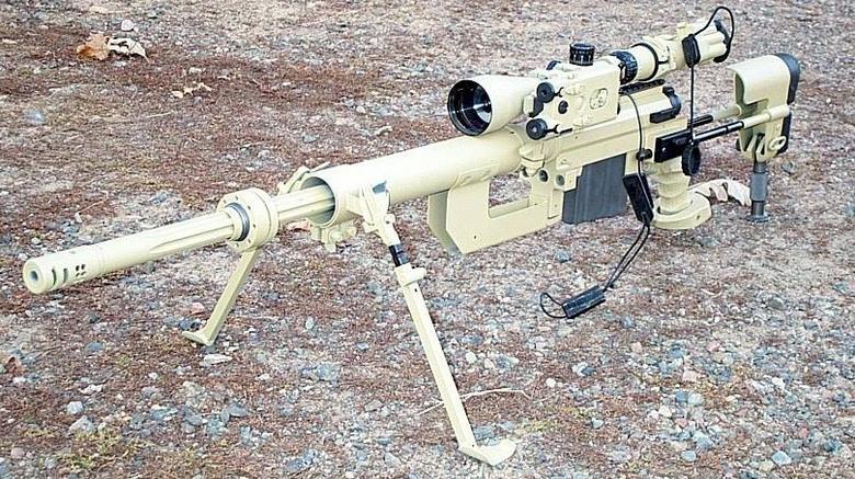 Российские снайперские винтовки – мечта американских военных